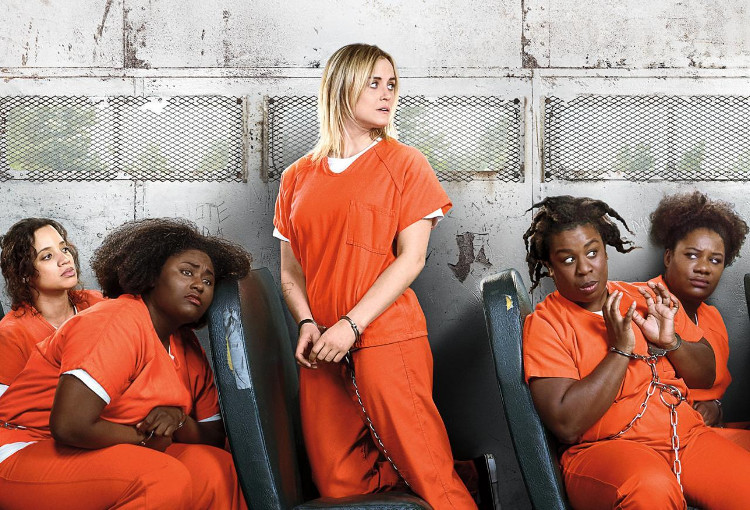 Bohaterki serialu Orange is the New Black