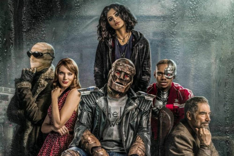 Doom Patrol serial HBO