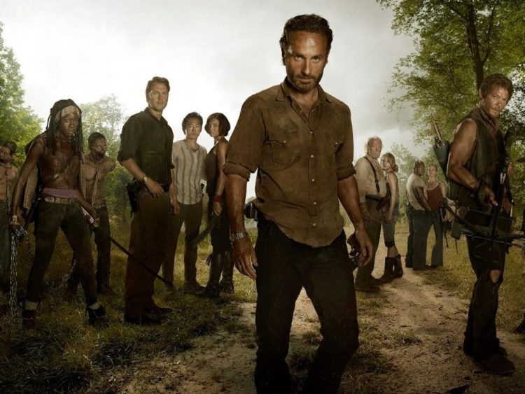 the walking dead serial hbo
